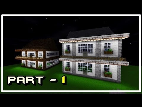 How to make a modern house in Survivalcraft - Part 1