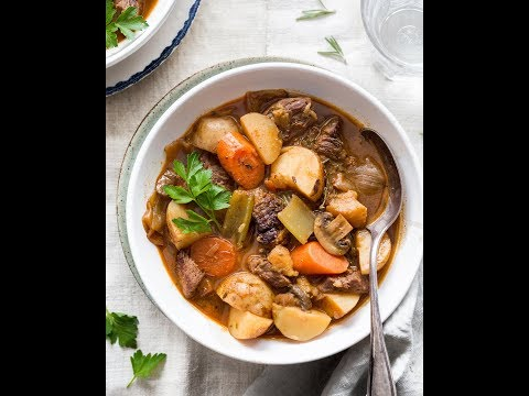 Whole30 Beef Stew - Easy and Delicious