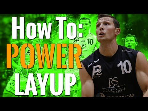 How To Shoot A Power Layup In Basketball | Fundamentals and Tips