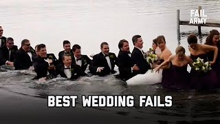 Best Wedding Fails | Funniest Wedding Fails Compilation 2021