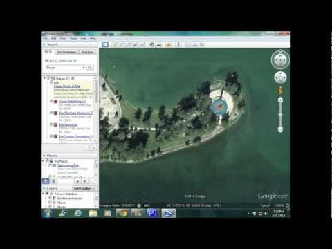 Find GPS Locations with Google Earth