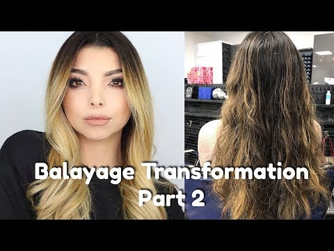 BALAYAGE HAIR VLOG: GOING LIGHTER!! Q & A (SPANGLISH) PART 2