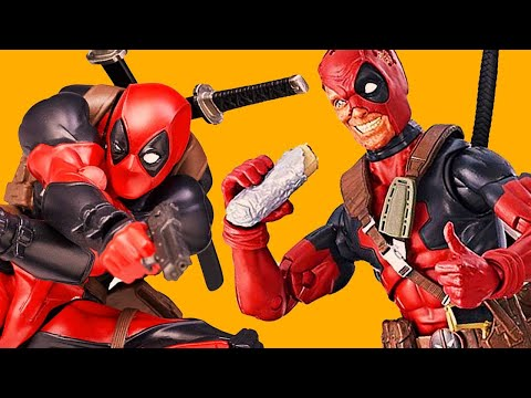 7 Deadpool Toys To Kick Your Other Toys' Butts - Up At Noon Live!