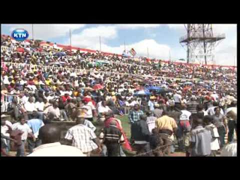 Kenya Vs Angola colour