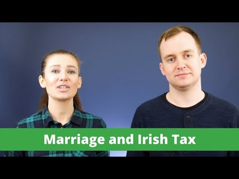 Marriage and Irish tax - three things you need to know