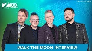 "Walk The Moon Talks ""One Foot"" & Global Success | Interview"