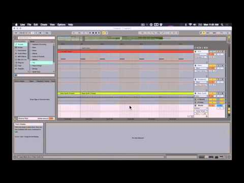 Ableton Tips #Time Signature Changes