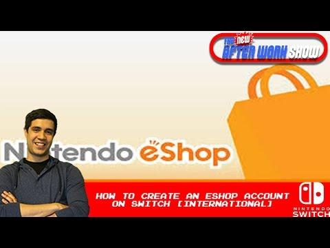 How To Create A Nintendo eShop Account [US, UK, Japan & More]