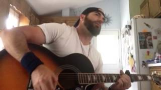 """""""She got the best of me"""" Luke Combs cover by Marty Ray"""