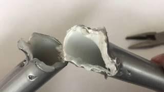 Подделка трубы Rehau Stabil. Fake Pipe Rehau Stabil 16,2x2,6