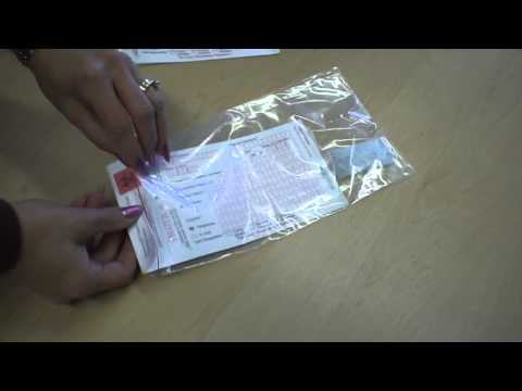 Curo Health   Genzyme   how to package your DBS card