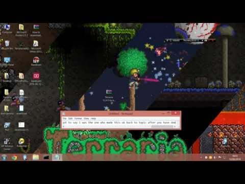 How to download terraria 1.2.4.1 latest version with tsge and more! (MEDIAFIRE LINK)