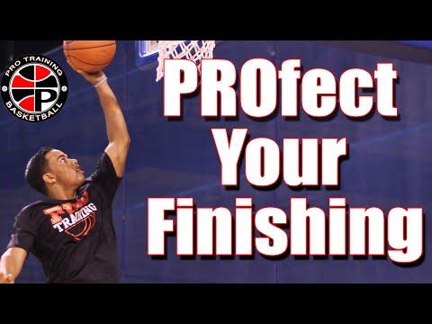 The World's Best Finishing Program | PROfect Your Finishing | Pro Training Basketball