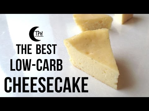 Keto New York Cheesecake & French Cheesecake | Low-Carb Baked Cheesecake Recipes