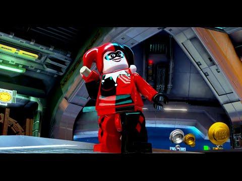 LEGO Batman 3: Beyond Gotham - Harley Quinn Gameplay and Unlock Location