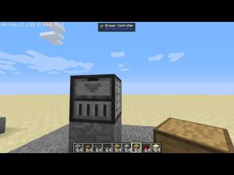 [1.11.2] Minecraft Guide Hopper Ducts und Storage Drawers