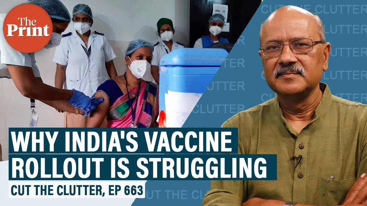 Vaccine hesitancy, missing political nudges & why India's Covid vaccine rollout is spluttering