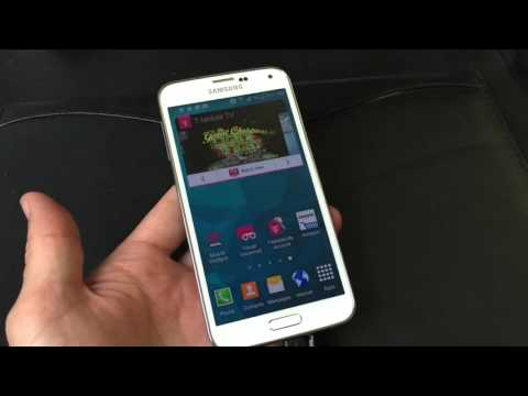 Galaxy S5 : How to Close Background Running Apps