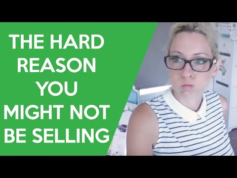 #1 Reason You're Not Getting Sales - Handmade Business, Etsy, Craft, Seller, Shop