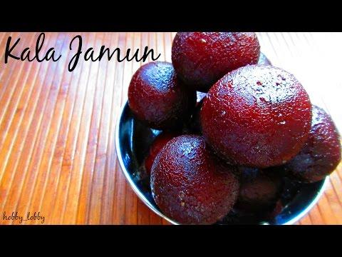 Kala Jamun with Khoya & Paneer | Recipe in HINDI with ENG Subtitles | काला जामुन खोया और पनीर के साथ