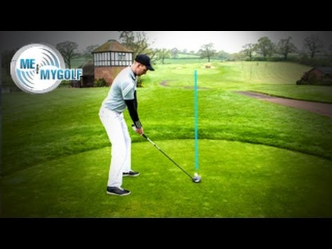 GOLF TIP - HOW TO AIM CORRECTLY