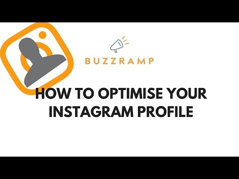 Instagram Bio Ideas 2017 - Optimize Your Instagram Profile - Marketing and PR Tips - BuzzRamp