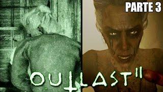 Outlast 2 - Parte 3 - JUMPSCARE DEVASTANTE!