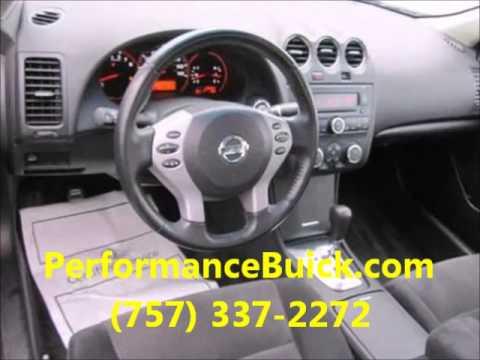 2009 Nissan Altima 4dr Sdn