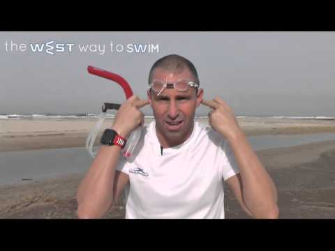Swimming with a snorkel how to use it? why? & why is it so good for lower back pain