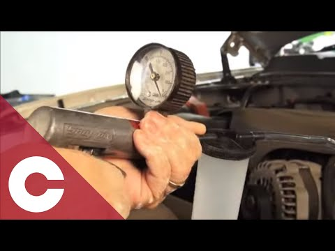 How To Correctly Fill and Bleed the Power Steering System