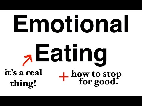 Emotional Eating - It's Real + How to Stop for Good