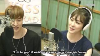 [ENG SUB] Girls' Generation Tiffany Talks About I.O.I
