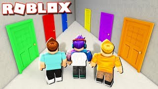 THIS HOTEL IS NOT NORMAL. (Roblox Normal Hotel)