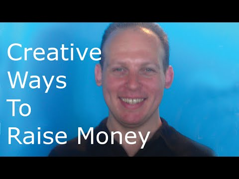 Creative fundraising ideas and ways to raise money