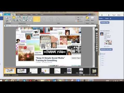 How To Make Your Own Collage Cover Image Facebook - Free Photo Editing