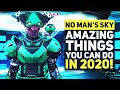 Amazing Things You Can Find in No Man