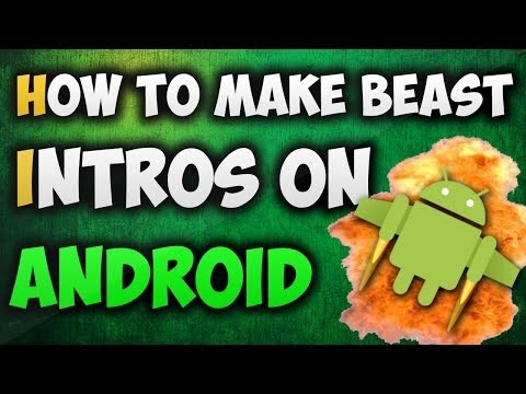 How to make intro on android