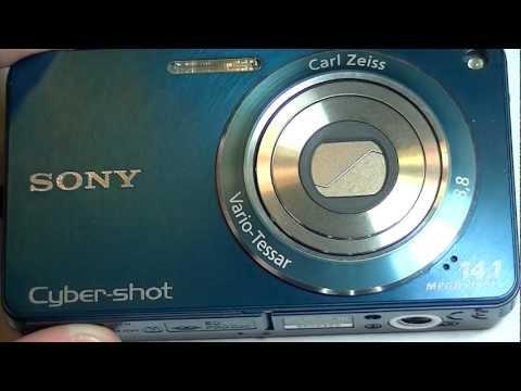 Sony Cyber-Shot DSC-W350 Review