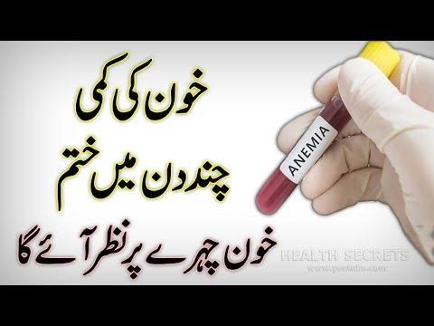 Khoon Ki Kami Ka Desi ilaj || Anemia Treatment || Anemia Symptoms || In Urdu/Hindi