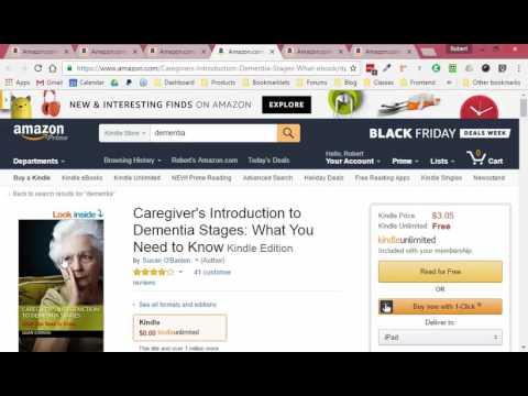 Book Outline for Selva Sugunendran: Dementia and Alzheimer's Caregiver Kindle Book