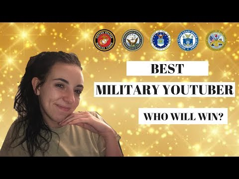 BEST MILITARY YOUTUBER? WHO WILL WIN?