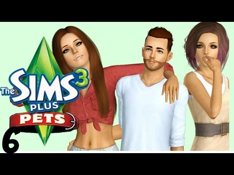 Let's Play The Sims 3 Pets-(Part 6)- Spa Days