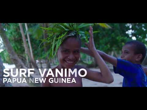 Vanimo Surf Lodge Papua New Guinea