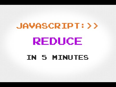 JavaScript Array Reduce in 4 Minutes