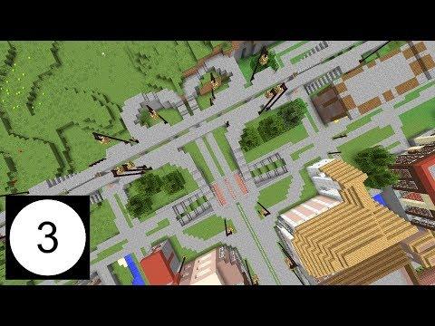 Minecraft Highway - Highway 3