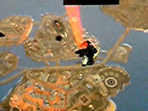 Crack down 2 glitch to skydive