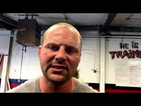 Wrestling Strength & Conditioning Workout