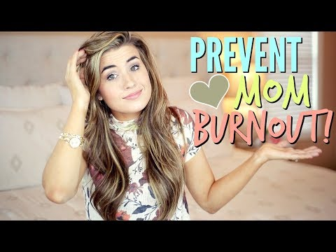 6 MOM TIPS | HOW TO PREVENT STAY AT HOME MOM BURN OUT | Love Meg