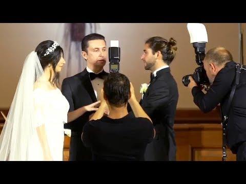 Are Wedding Photographers Blocking your Shot?