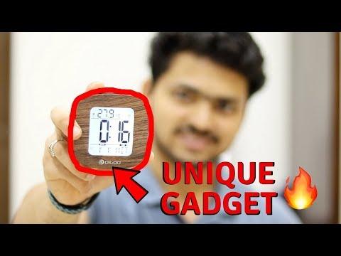 Digoo Digital Alarm Clock | Review & Unboxing | Tech Unboxing 🔥